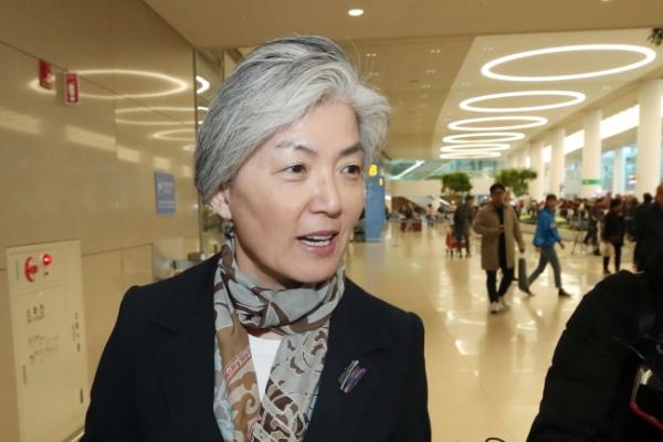Foreign minister says Seoul, Washington want to keep momentum of US-North Korea dialogue