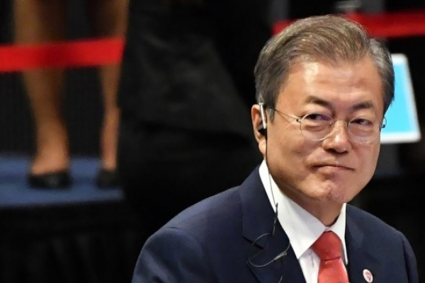 Moon to hold special summit with ASEAN leader, possibly N.Korean leader
