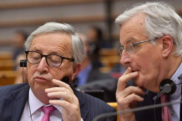 Juncker vows EU to work 'to last moment' for Brexit deal