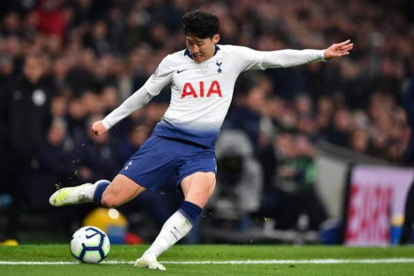Son Heung-min makes history by scoring Tottenham's 1st goal at new home stadium