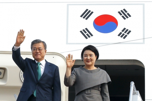 S. Korean president to visit 3 Central Asian countries from next week