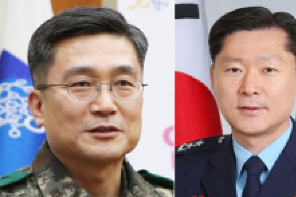 South Korea replaces Army, Air Force, Marine Corps chiefs
