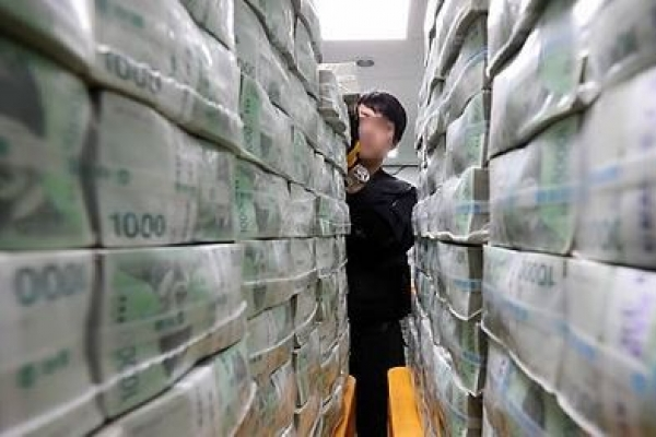Korea issues gov't bonds worth record-high W48tr in Q1