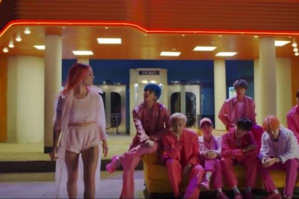 BTS' new album featuring Halsey, Ed Sheeran hits world music scene