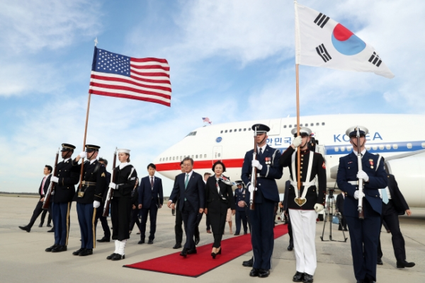 US to replace washed-out Korean flag: Seoul ministry