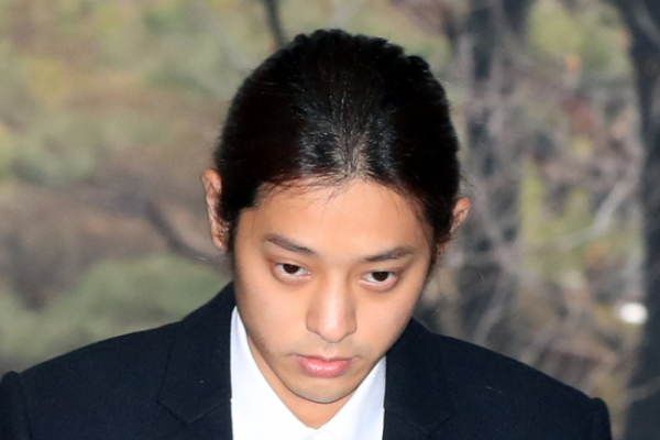 Jung Joon-young indicted on spycam charge