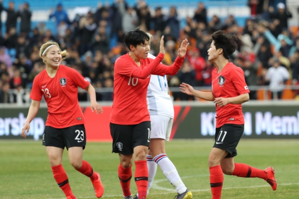 S. Korea drops joint bid proposal with N. Korea for Women's World Cup