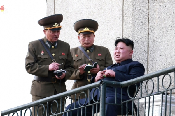 NK's new weapons development a message to Seoul, US