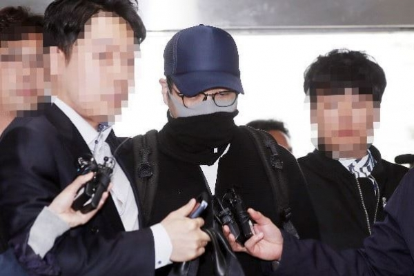 [Newsmaker] Hyundai family member arrested at Incheon airport over drug allegations