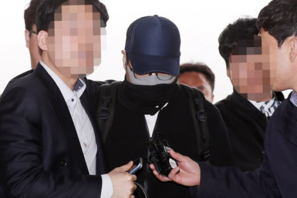 [Newsmaker] Hyundai scion arrested over drug-use allegations