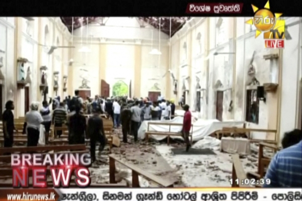 No Koreans reported killed or injured in Sri Lanka bombings: embassy