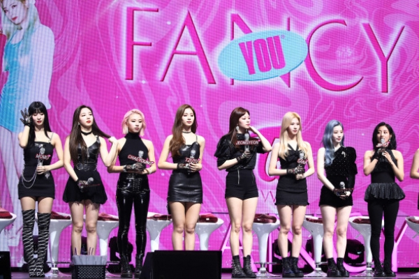 TWICE expands to US cities with release of new album 'Fancy You'