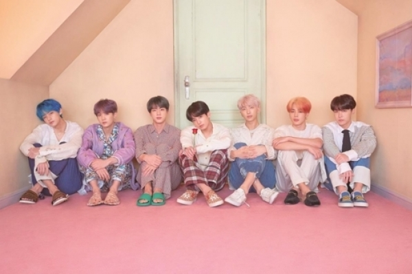 BTS 'Boy with Luv' ranks 8th on Billboard singles chart