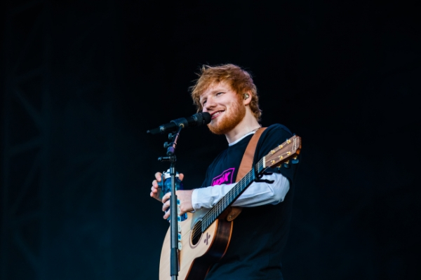 Ed Sheeran rocks Incheon