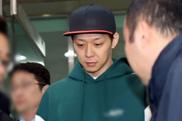 [Newsmaker] Police seek arrest warrant for singer Park Yoo-chun over drug allegations