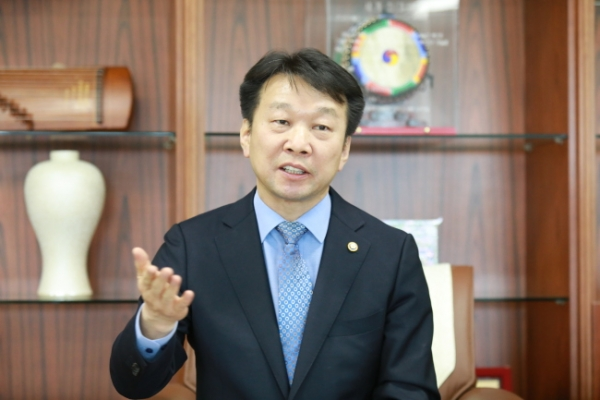 [Herald Interview] PPS chief to strengthen procurement exports by emphasizing innovative growth