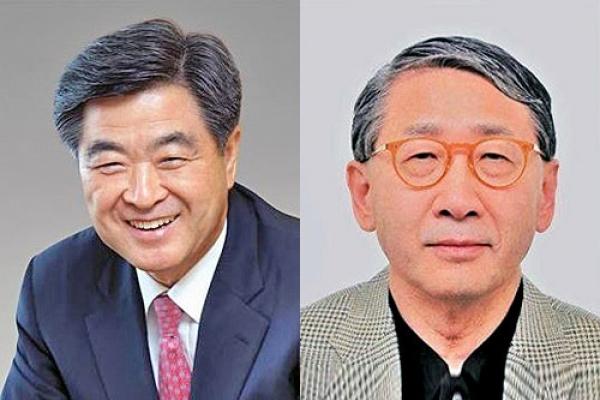 HHI Vice Chairman Kwon, ex-Ambassador Choi receive HUFS Awards