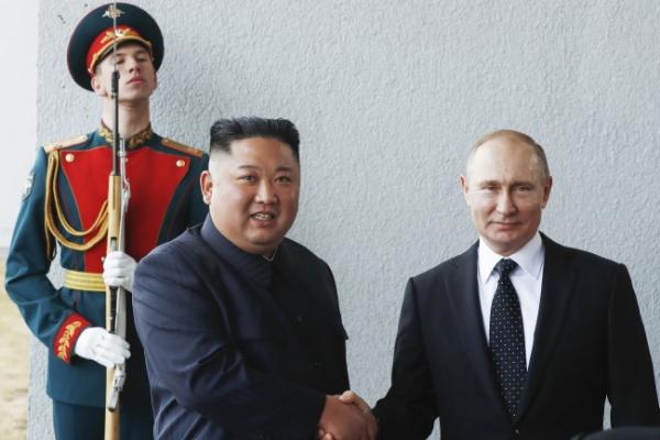 Putin, Kim seek to deepen ties