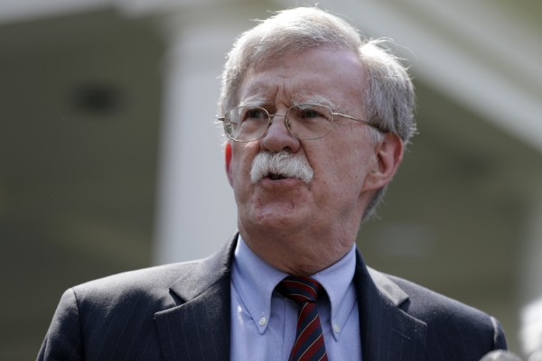 Bolton likely to visit Seoul this month: Japanese media