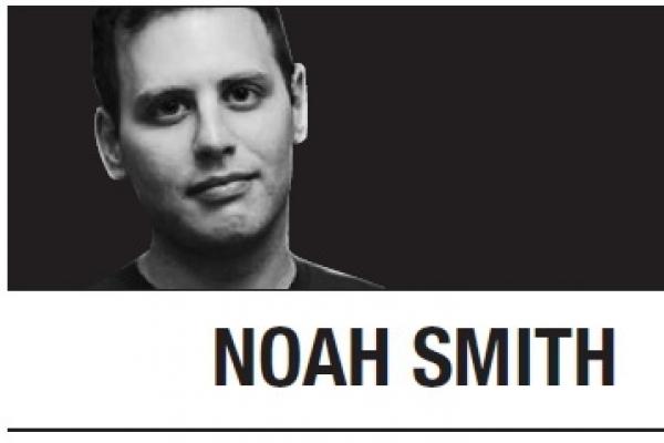[Noah Smith] Politics moves faster than economists gather data