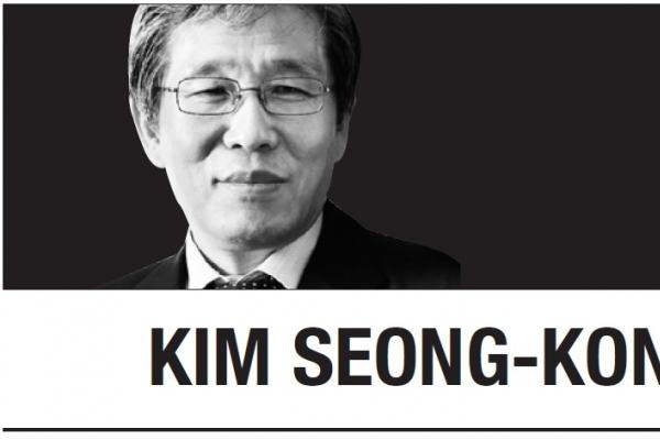 [Kim Seong-kon] Elegy for the humanities