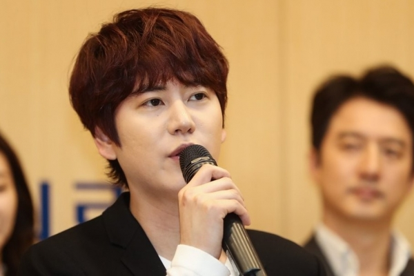 Super Junior's Kyuhyun completes military service, returns to show biz