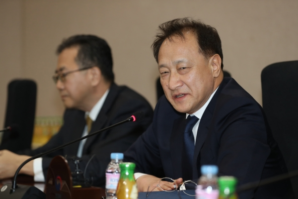 New envoy vows to work closely with Russia to rope in N. Korea