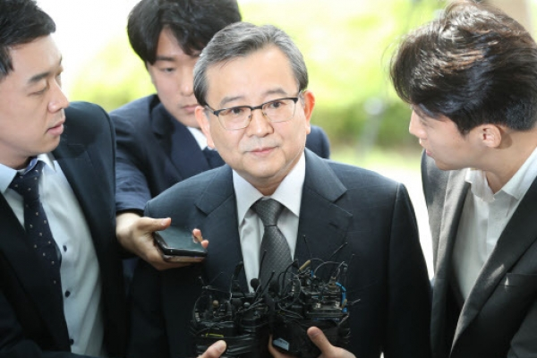 [Newsmaker] Ex-vice minister summoned for questioning over sex bribery scandal