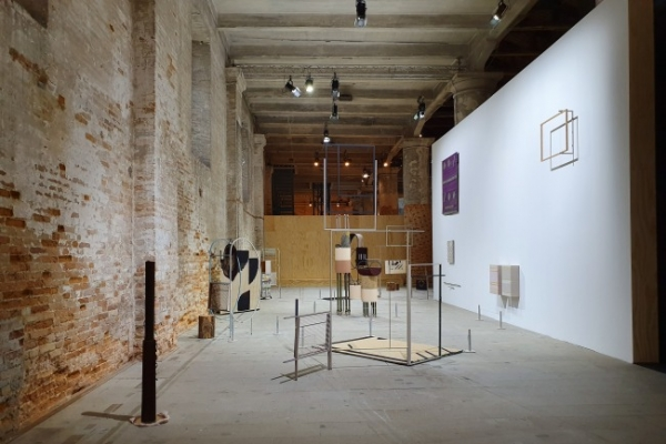 Suki Seokyeong Kang continues experimenting with space at Venice Biennale
