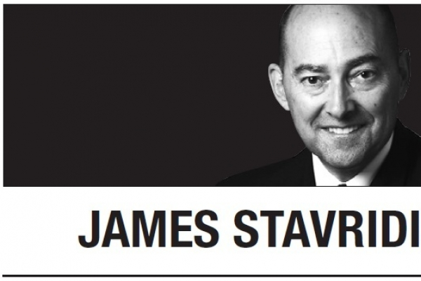 [James Stavridis] National security risks are rising with sea levels
