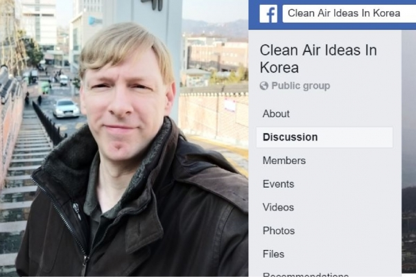 [Herald Interview] Why correct information on clean air matters