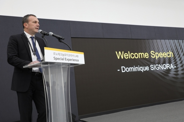 'Korean R&D center to play key role in Renault Group's road map'