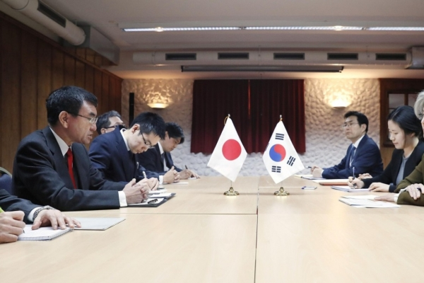 S. Korea says will prudently consider Japan's call for arbitration panel over forced labor