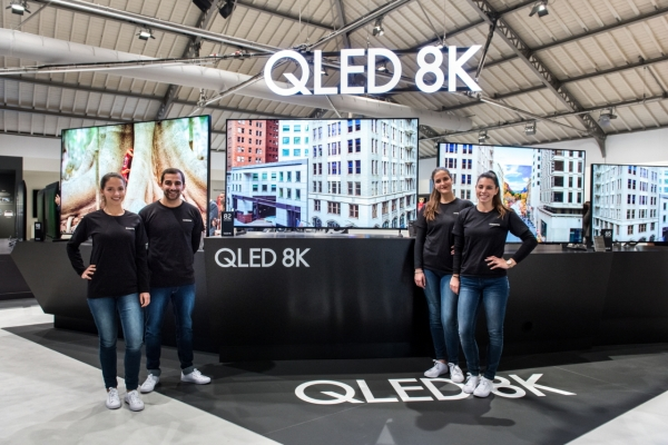 QLED TV leads growth of global TV market in Q1
