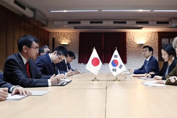 Top diplomats of S. Korea, Japan to hold talks in Paris amid tensions over forced labor