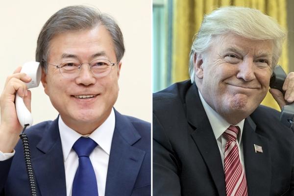 [Newsmaker] Diplomat accused of leaking phone conversation between Moon, Trump