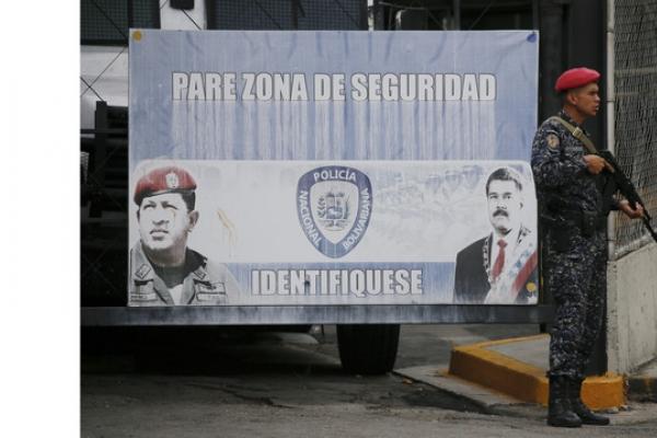 29 inmates killed in Venezuelan jail riot: Official