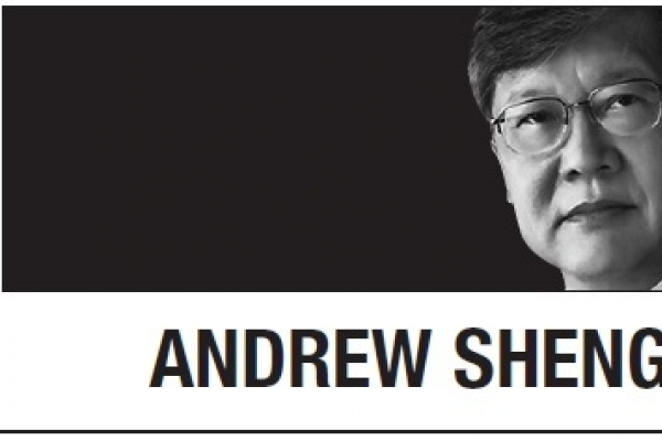 [Andrew Sheng] Why are stock markets complacent?
