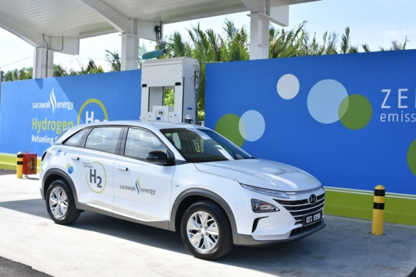 Hyundai Motor delivers Nexo to Malaysia's energy supplier