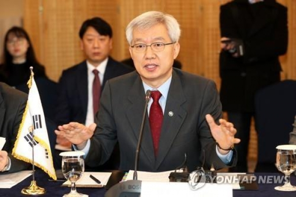 Vice FM says 'sustainable peace' in Korea vital to Asia security, prosperity
