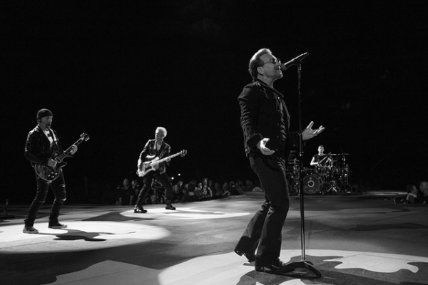 Rock band U2 to stage first-ever concert in Korea