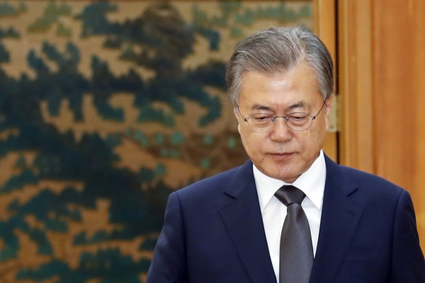 Moon talks about Hungary boat sinking with foreign ambassadors