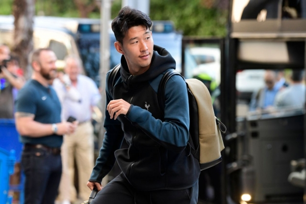 Son Heung-min becomes 2nd S. Korean to start UEFA Champions League final in Tottenham's loss