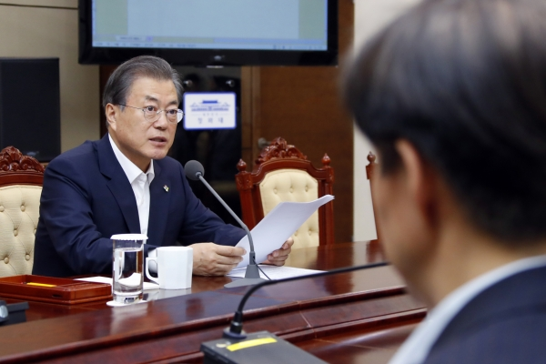 [Diplomatic Circuit] Moon to make state visit to Sweden June 14-15