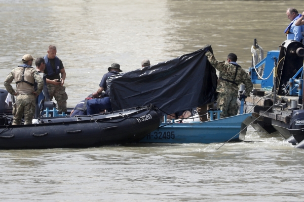 1 more victim of Hungary boat collision found