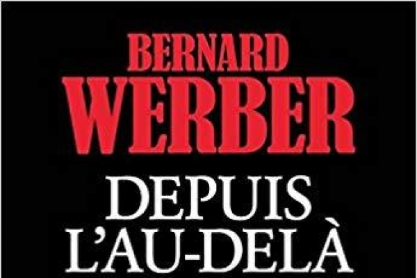 Bernard Werber visits with 'Death'