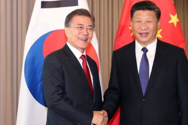 S. Korea, China in close coordination on possible summit: Cheong Wa Dae