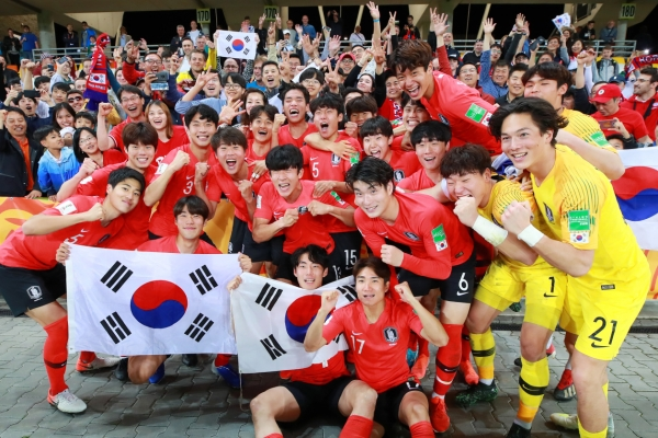 S. Korea beat Senegal on penalties to reach semifinals