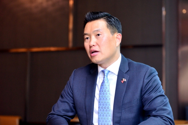 [Herald Interview] US-China trade war limits Seoul's ability to advance nuke talks