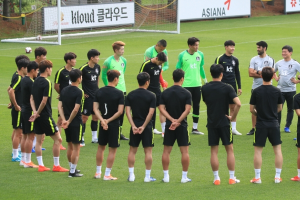 S. Korea seeking 2nd straight win over Ecuador with final berth at stake